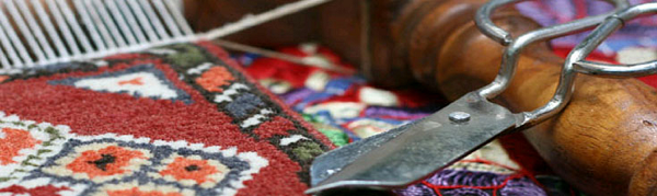 antique rug repair