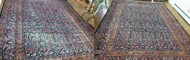 oriental rug restoration brooklyn